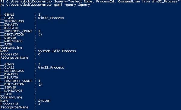 Применение PowerShell для ИТ-безопасности. Часть I: отслеживание событий - 3