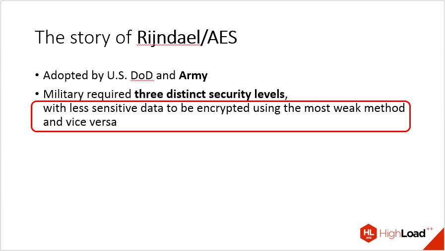 Разбор доклада Артёма Гавриченкова о масштабировании TLS - 4