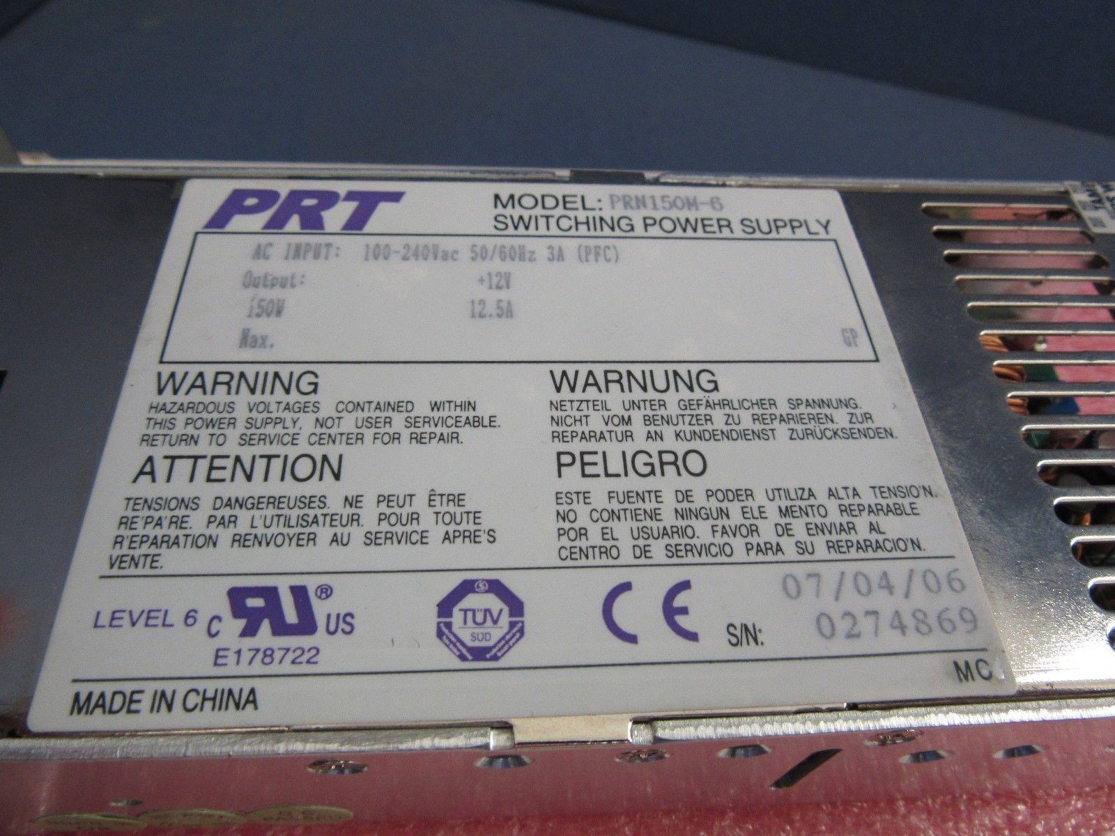 Ремонт импульсного блока питания PRN150M-6 (EM9005 PS-AC) - 4
