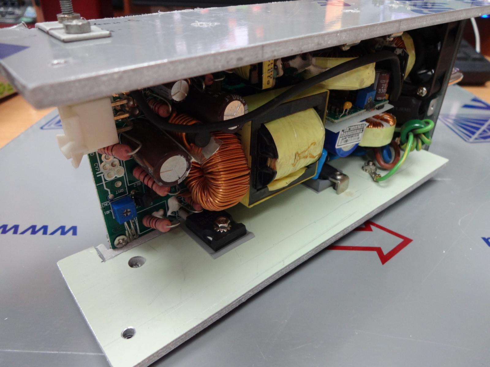 Ремонт импульсного блока питания PRN150M-6 (EM9005 PS-AC) - 8