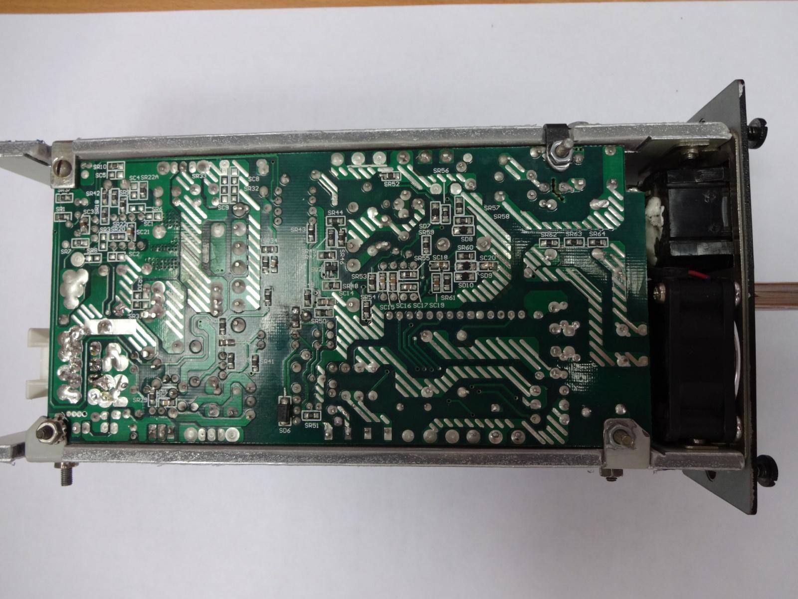 Ремонт импульсного блока питания PRN150M-6 (EM9005 PS-AC) - 9