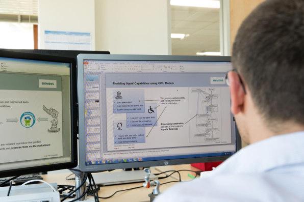 Siemens заменила менеджеров компьютерной программой - 1