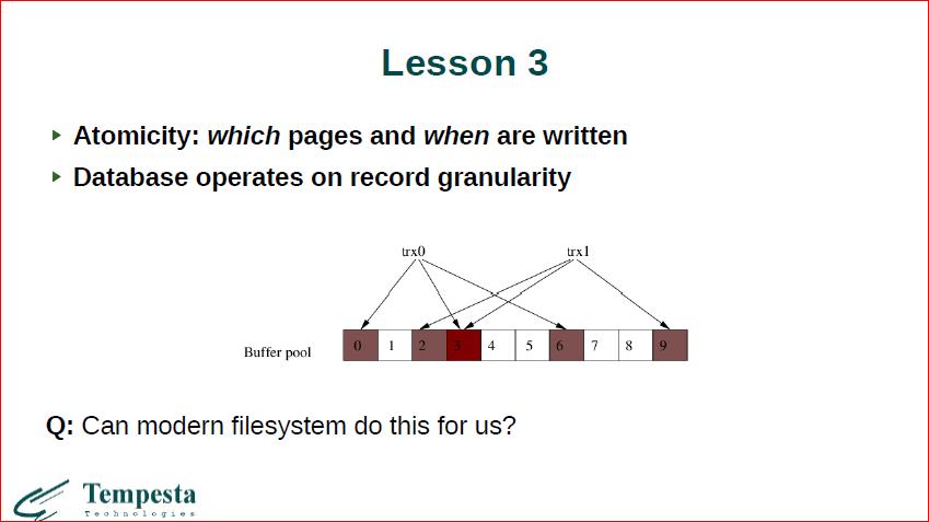 Что происходит на стыке базы данных и операционной системы? - 18