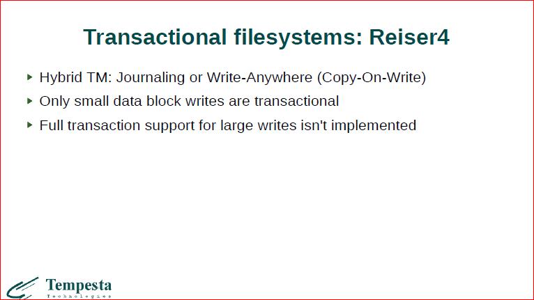 Что происходит на стыке базы данных и операционной системы? - 29