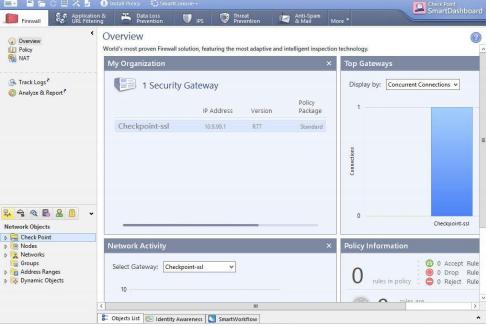 Двухфакторная аутентификация в Check Point Security Gateway - 12