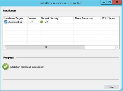Двухфакторная аутентификация в Check Point Security Gateway - 23