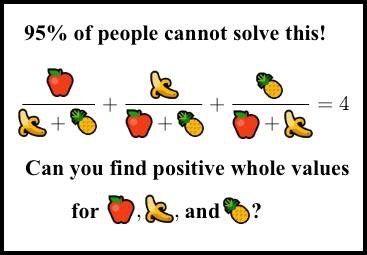 Математический детектив: поиск положительных целых решений уравнения - 1
