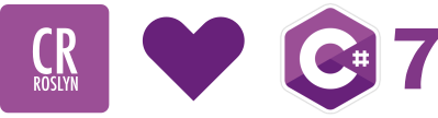 О поддержке языковых фич C# в Visual Studio и в CodeRush for Roslyn - 1