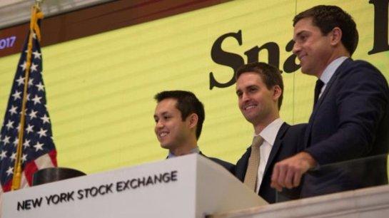 Акции Snap упали на четырнадцать процентов