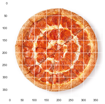Учим робота готовить пиццу. Часть 1: Получаем данные - 10