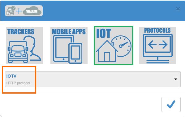 IOTV — простой HTTP протокол для работы с сообщениями и командами IOT объектов в сервисе VIALATM - 1