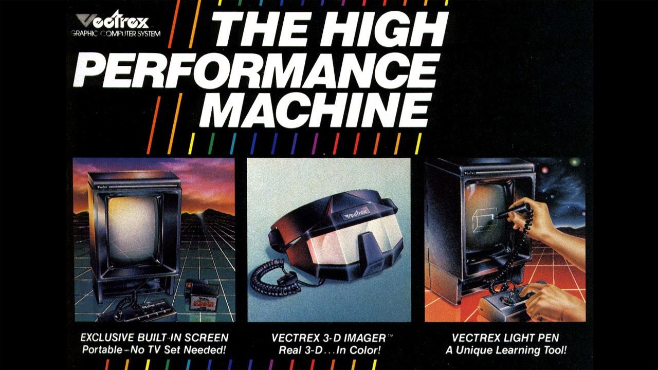 Vectrex — Единственная в мире векторная игровая приставка - 15