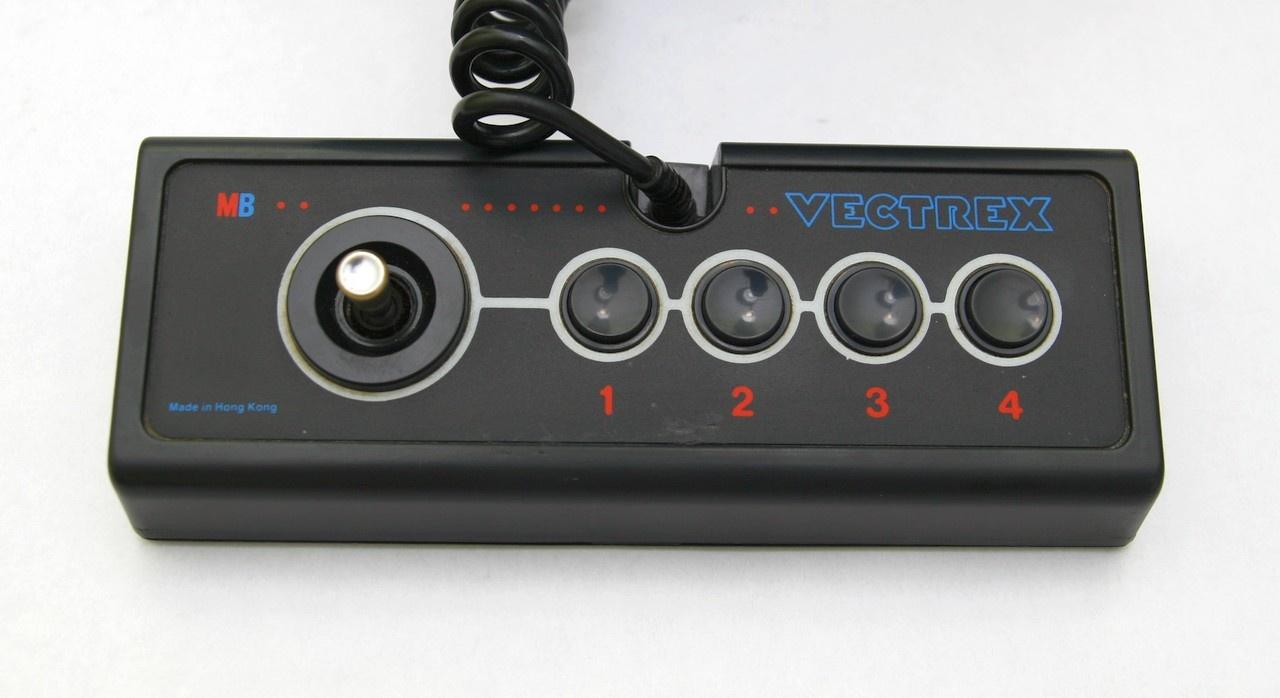 Vectrex — Единственная в мире векторная игровая приставка - 6