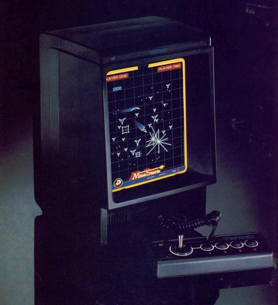 Vectrex — Единственная в мире векторная игровая приставка - 1