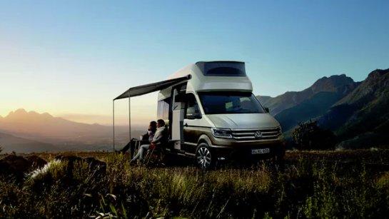 Volkswagen представил свою концепцию XXL
