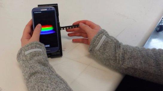 Американские ученые создали устройство с помощью которого можно делать медицинские анализы в любое время в любом месте