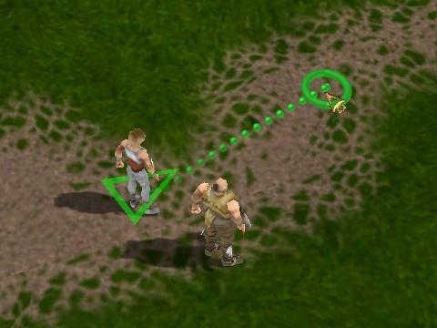 Проклятые Земли — Улучшаем бег и опыт с напарниками - 5