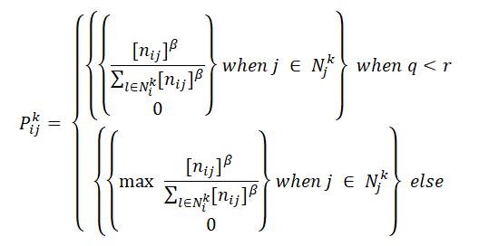TSP problem. Mixed algorithm - 6