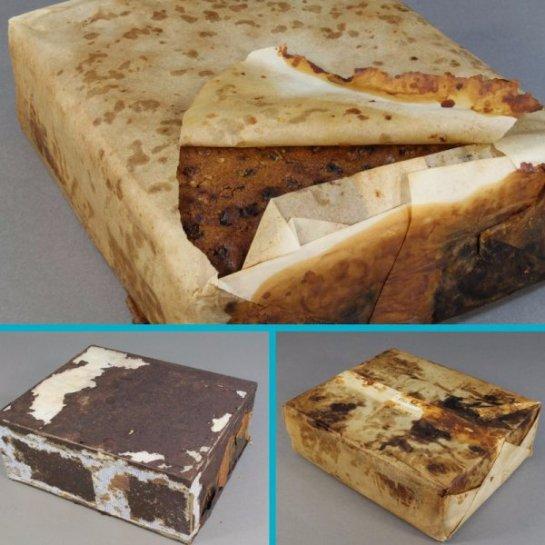 В Антарктиде нашли пирог, которые не испортился за 106 лет