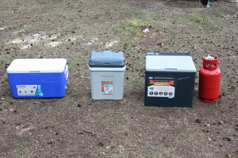 Автохолодильники, или Как сохранить продукты на выезде. Личный опыт и тесты на себе - 1