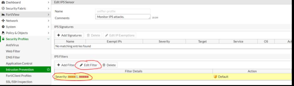 Бесплатный аудит безопасности сети с помощью Fortinet. Часть 2 - 23