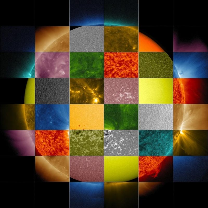«Жизнь со звездой» — часть 2: космическая погода - 1