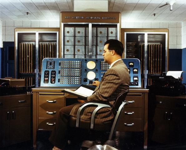 Первые персональные вычислительные машины: LPG-30, Bendix G-15 - 14