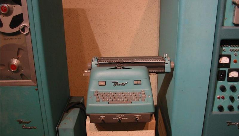 Первые персональные вычислительные машины: LPG-30, Bendix G-15 - 15