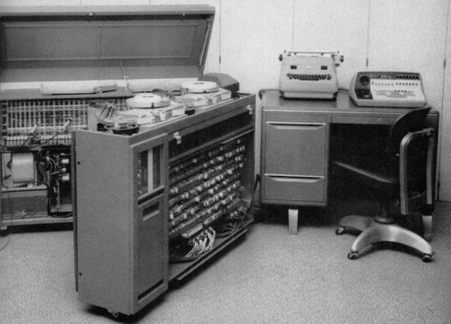Первые персональные вычислительные машины: LPG-30, Bendix G-15 - 19