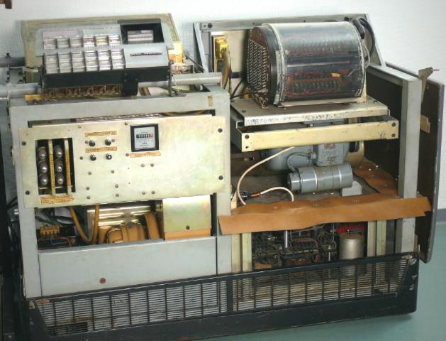 Первые персональные вычислительные машины: LPG-30, Bendix G-15 - 3