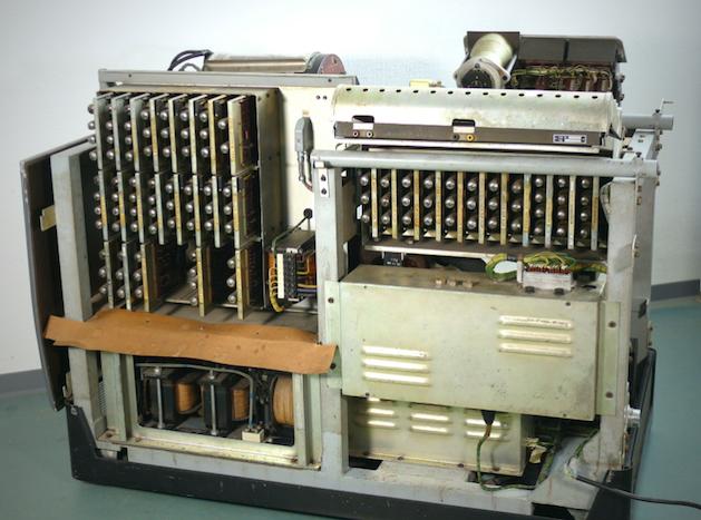 Первые персональные вычислительные машины: LPG-30, Bendix G-15 - 4