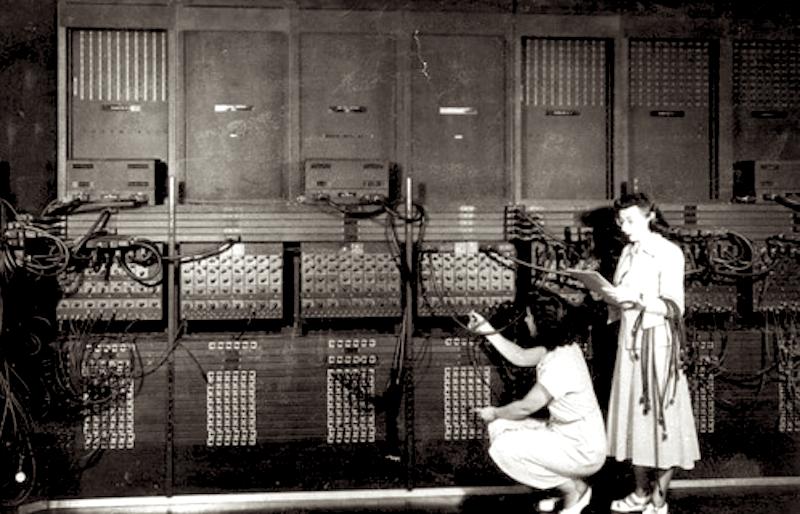 Первые персональные вычислительные машины: LPG-30, Bendix G-15 - 1