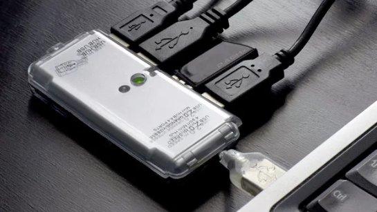 Соединения USB могут «сливать» личные данные