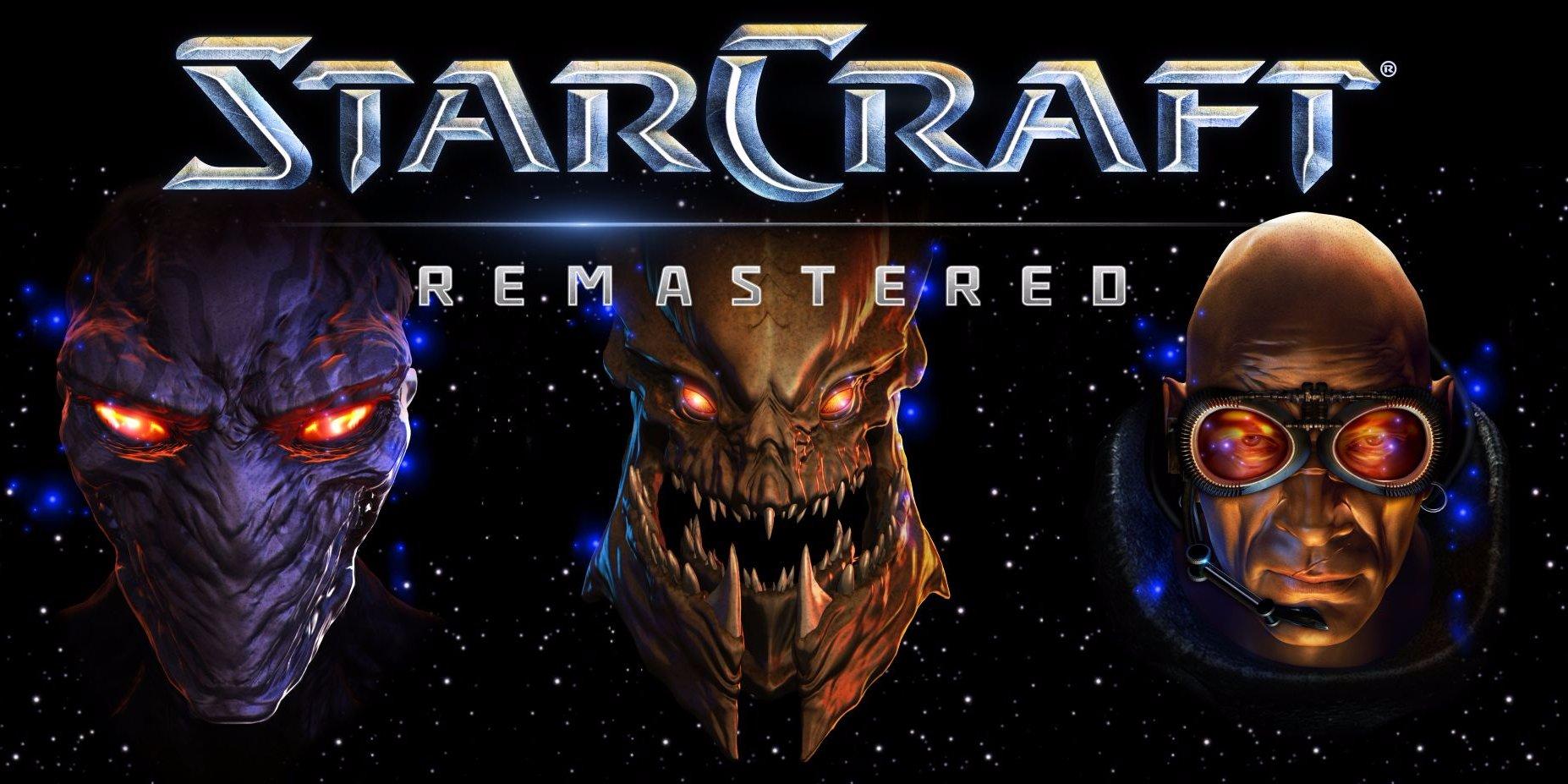 Blizzard выпустила переиздание StarCraft - 1