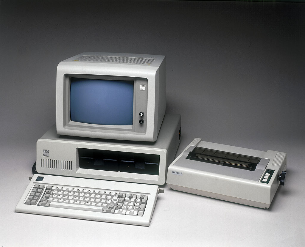 IBM PC: полная история, часть 1 - 6
