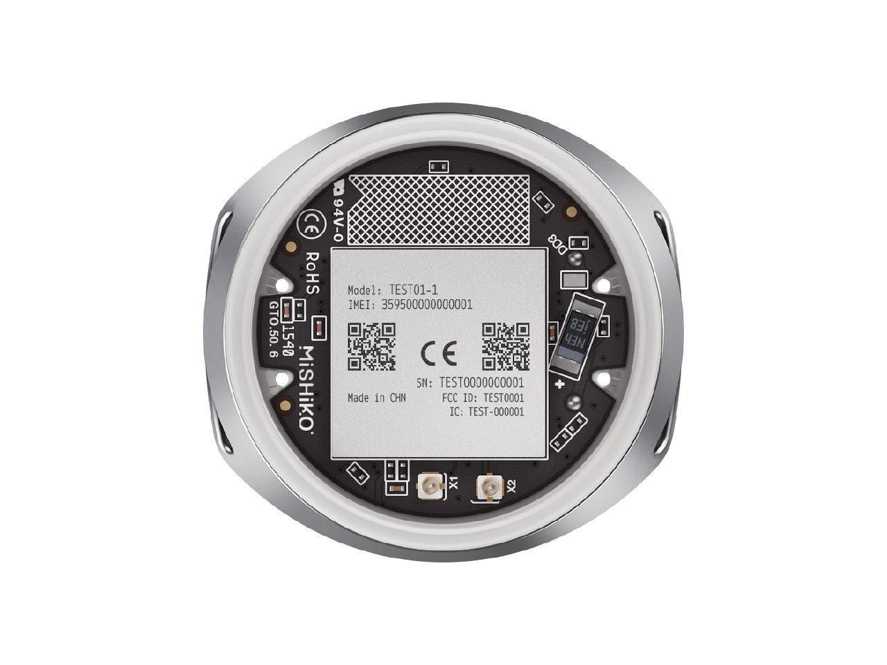 Кастомная GPS-антенна, SIM-чип, процессор и 8Мб памяти: из чего сделан умный собачий ошейник Mishiko - 2