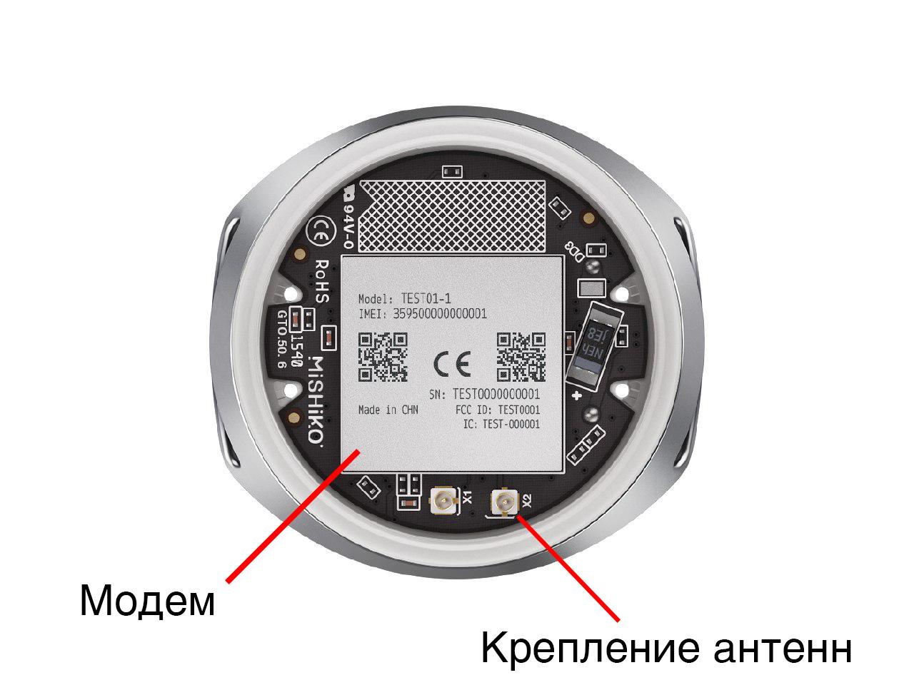 Кастомная GPS-антенна, SIM-чип, процессор и 8Мб памяти: из чего сделан умный собачий ошейник Mishiko - 6