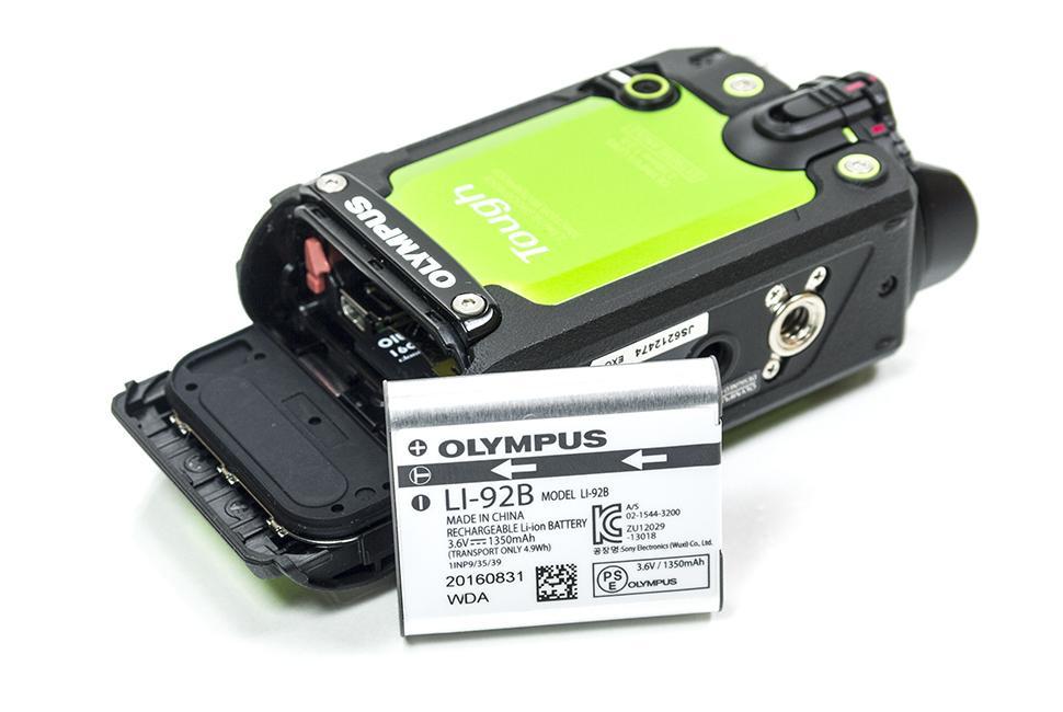 Обзор Olympus TG-Tracker: спутник экстремала - 13