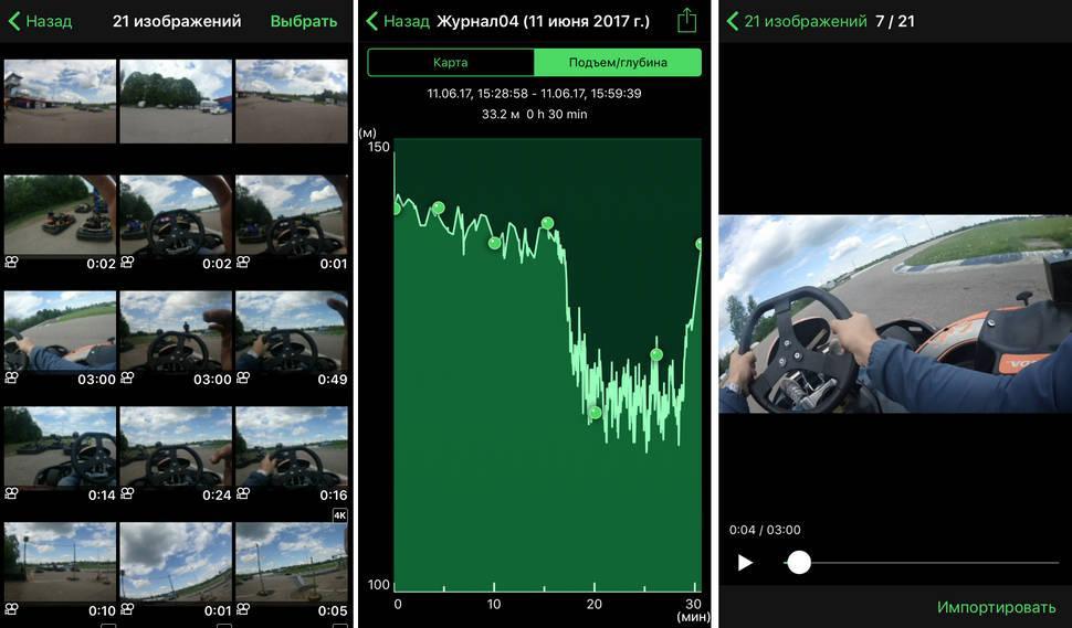 Обзор Olympus TG-Tracker: спутник экстремала - 23