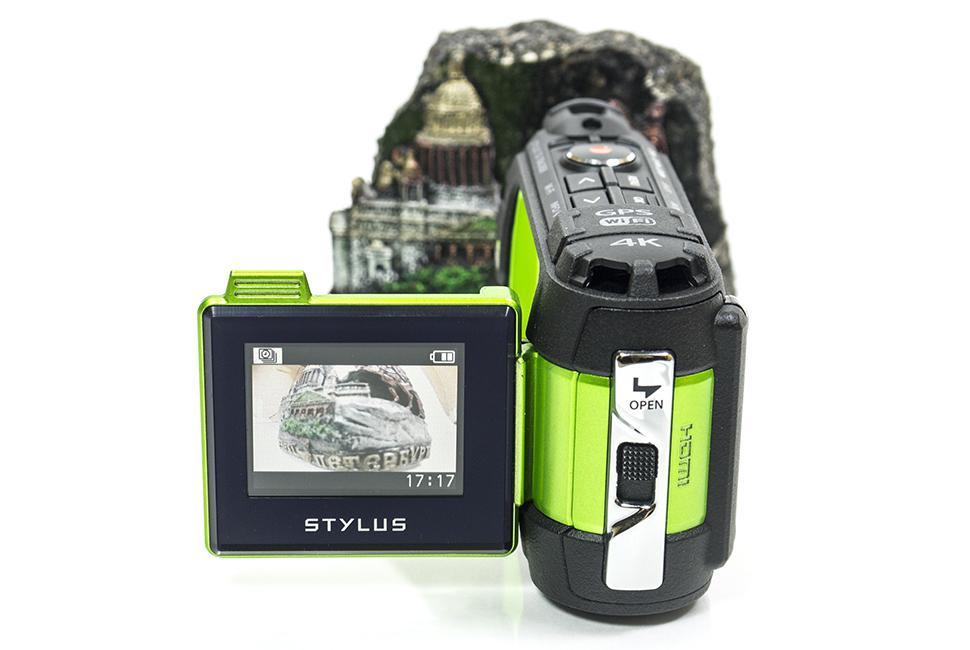 Обзор Olympus TG-Tracker: спутник экстремала - 8