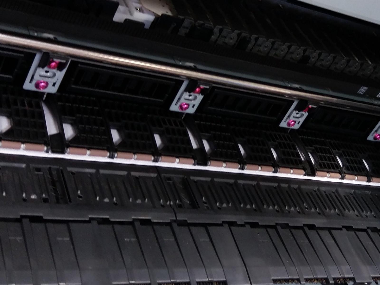 Тонкая красная линия: обзор широкоформатного принтера Canon imagePROGRAF PRO-2000 - 7