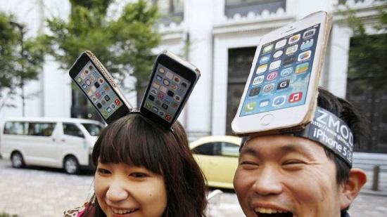 Тренды смартфонов без границ - 1