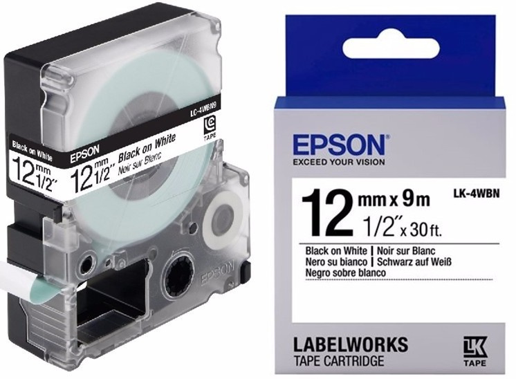Epson LabelWorks и раскаленный чайник. И акция в придачу - 3