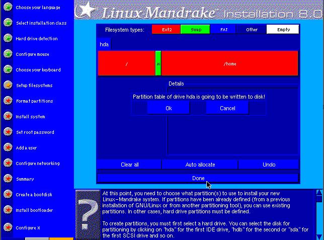История Linux (1993–2003): испытание дистрибутивов - 7