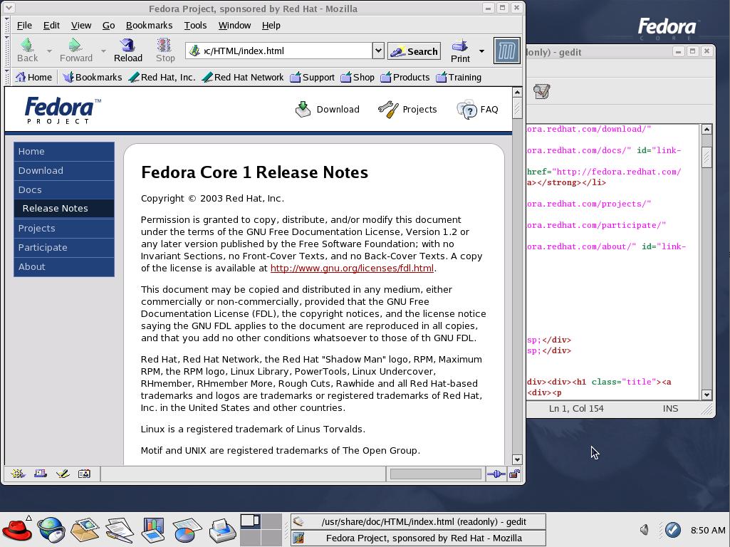 История Linux (1993–2003): испытание дистрибутивов - 8