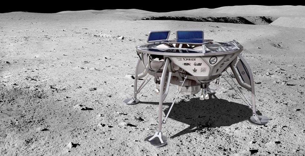 Команды конкурса Google Lunar X PRIZE получат дополнительно время - 1