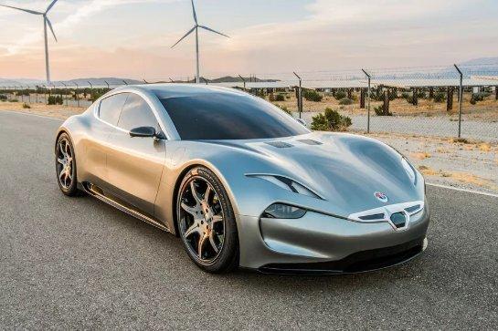 Fisker представит новый электромобиль