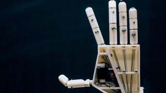 Ученые разработали роботизированного переводчика жестового языка
