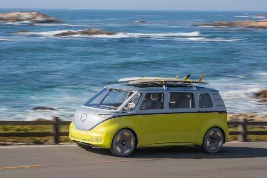 Volkswagen ввел в производство электрический микроавтобус