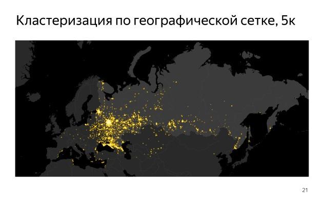 Как создавалась карта с голосами болельщиков для Олимпиады. Лекция в Яндексе - 10